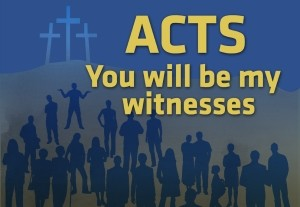 Acts 8 - 12