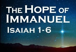 Isaiah 1 - 6